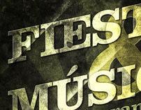 FIESTA & MUSICA verano 2011