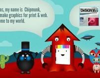 Made by Chipmunk | Personal portfolio