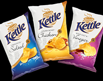 Kettle Chips - Snack Brands
