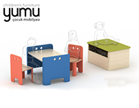 YUMU - children's furniture