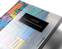 Jazz: The Smithsonian Anthology package design