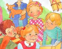 «Читаем», обложка обучающей книги