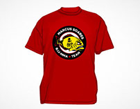 Marcus Soares BJJ Shirts 2013