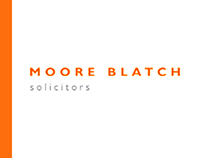Moore Blatch - Corporate Website Redesign