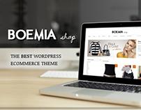 Boemia -The Best WordPress E-Commerce Theme