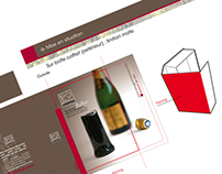 Graphism, graphic charte, packaging, display...
