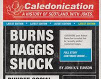 Caledonication Paperback