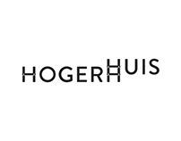 Hogerhuis brand identity