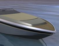 12m Custom boat modeling for Ing. Sole, Viareggio