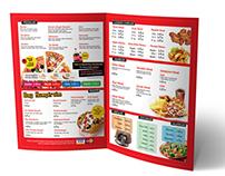 Pizza Helal Flyer