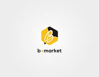 BRAND IDENTITY | b • market