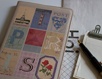 Leather journal cover designs for Tovicorrie