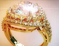 Jewelry 3D Renders