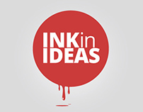 Ink in Ideas-Brand identity, Web design