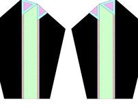 Print design jersey