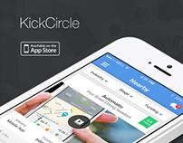 KickCircle iOS App
