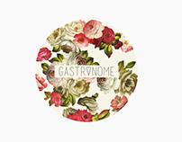 GASTRONOME - Brand concept development