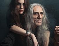 Study #721: portraits of Victor and Erika