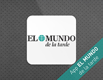 Video Demo                     App_EL MUNDO de la tarde