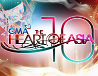 Heart Of Asia 10th Year Campaign
