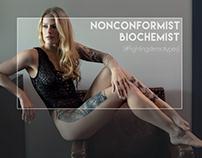 Nonconfromist biochemist