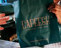 Capeesh Cucina Italiana Lounge Skybar Branding