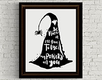 Halloween Decor Ideas Printable Art