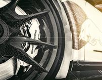 Porsche Al Nabooda Racing Team Dubai - 10th Anniversary