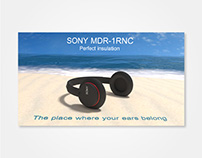 3D - Casque Sony