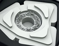 METROPOLITAN - Brand Identity, Printing Music in 3D