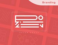 Rozen Group - branding
