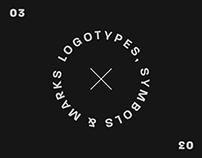 Logotypes, Symbols & Marks - Vol.3