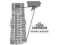 Cass Corridor Map
