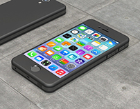 IPHONE 6 BOLD CONCEPT