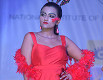 NIFT FASHION SHOW, KANGRA