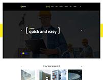 Beam — Modern Multipurpose HTML Template for Constructi