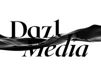 DazlMedia Branding and UX