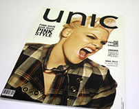 UNIC - fashion&music magazine