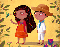 Guatemalan and Nicaraguan folk tales for children