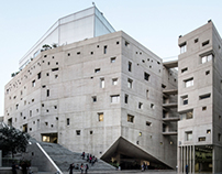 Archi: New USJ Campus by Y.TOHME and 109Architectes