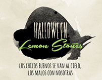 Lemon Stones Halloween