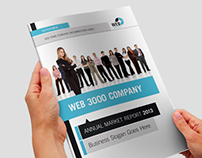 Indesign Corporate Brochure