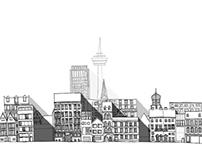 Masterarbeit - Stadtreparatur