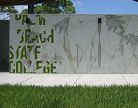 Palm Beach State College Mural Proposal