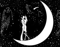 Lunar love story
