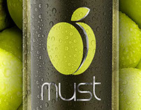 Apple vinegar label