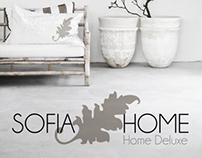 Sofia Home Branding