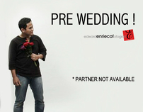 !  think PRE WEDDING  ??