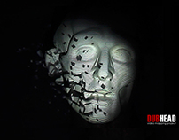 DUBHEAD / video mapping project