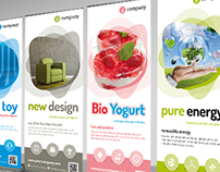 Multipurpose Banner or Rollup 2